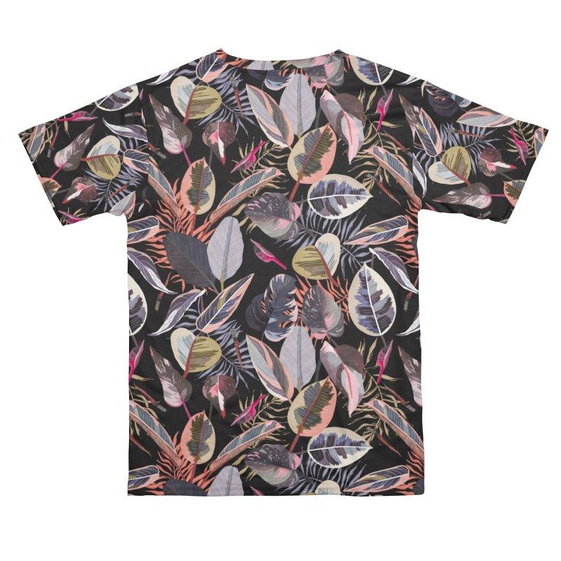 Wild nature jungle 97 Men's Cut & Sew by mmartabc's Artist Shop