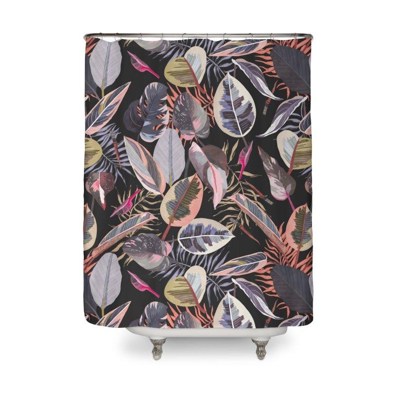 Wild nature jungle 97 Home Shower Curtain by mmartabc's Artist Shop