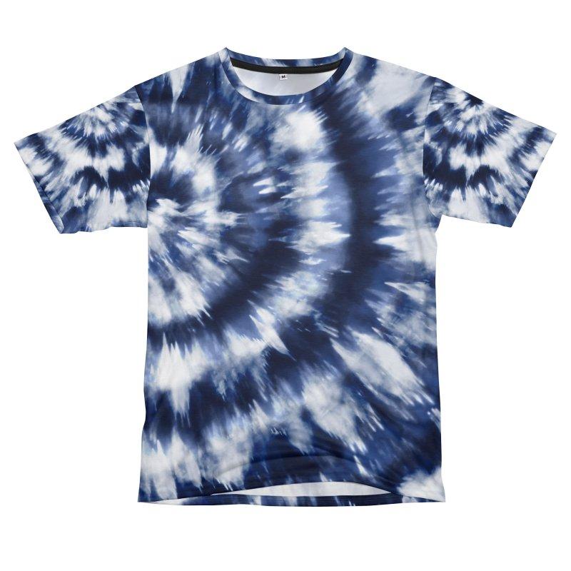 Shibori tie dye 4 Men's Cut & Sew by mmartabc's Artist Shop