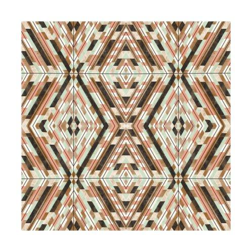 Design for Southwestern boho mosaic 34D