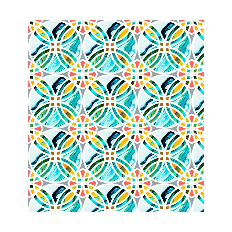 Mosaic geometric 01 Home Rug by mmartabc's Artist Shop