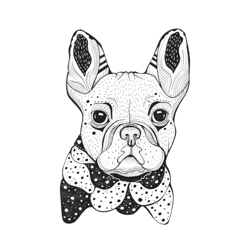 French Bulldog None  by mmuffn's Artist Shop
