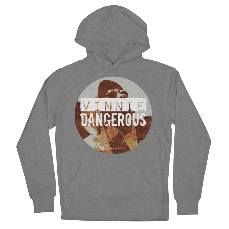 Vinnie-Dangerous Yes I Am A Dreamer Women's French Terry Pullover Hoody by mnsmg's Artist Shop