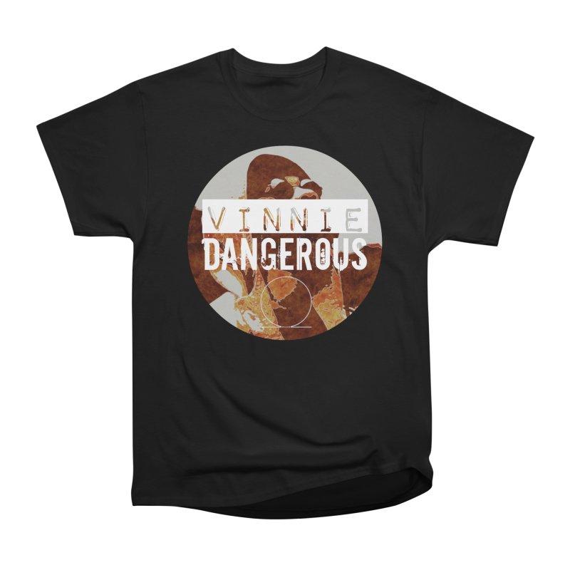 Vinnie-Dangerous Yes I Am A Dreamer Men's Heavyweight T-Shirt by mnsmg's Artist Shop
