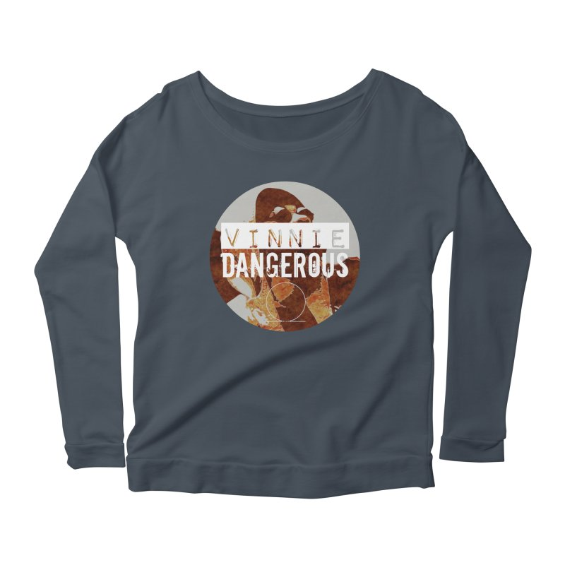 Vinnie-Dangerous Yes I Am A Dreamer Women's Scoop Neck Longsleeve T-Shirt by mnsmg's Artist Shop