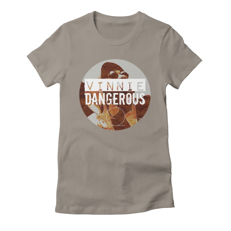 Vinnie-Dangerous Yes I Am A Dreamer Women's Fitted T-Shirt by mnsmg's Artist Shop
