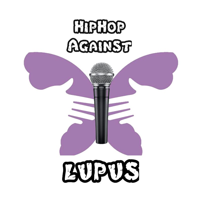 Hip-Hop Against Lupus by mnsmg's Artist Shop