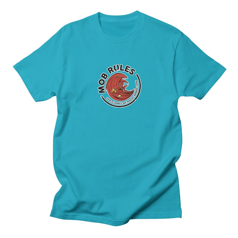 Mob Zerker Logo Women's Regular Unisex T-Shirt by Mob Rules Podcast