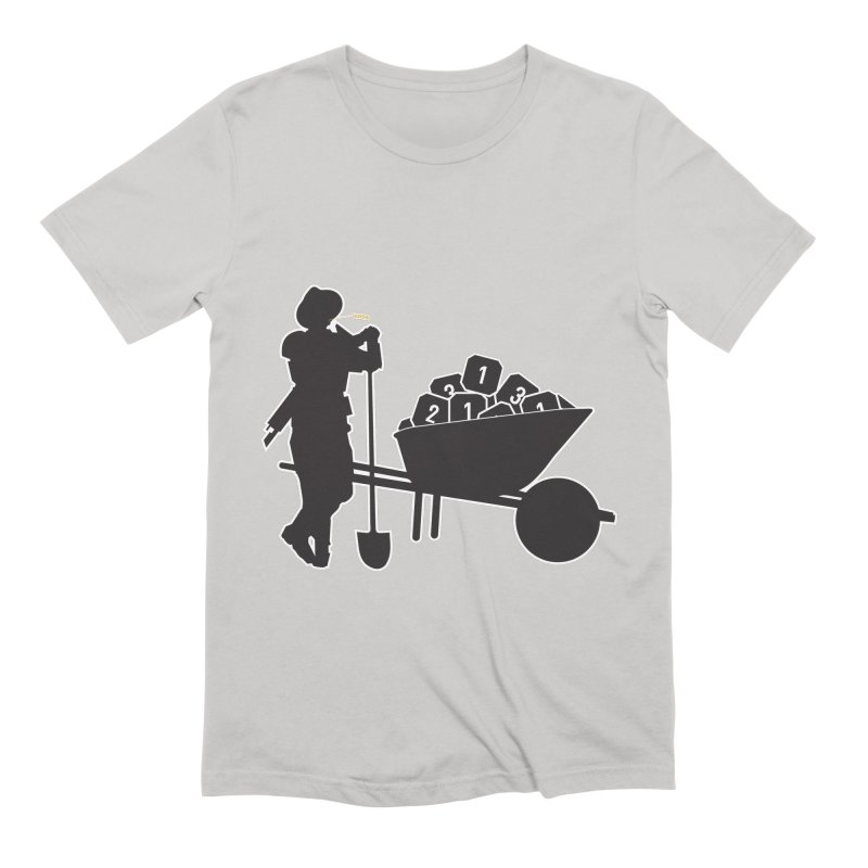 Heroic Farms Men's Extra Soft T-Shirt by Mob Rules Podcast