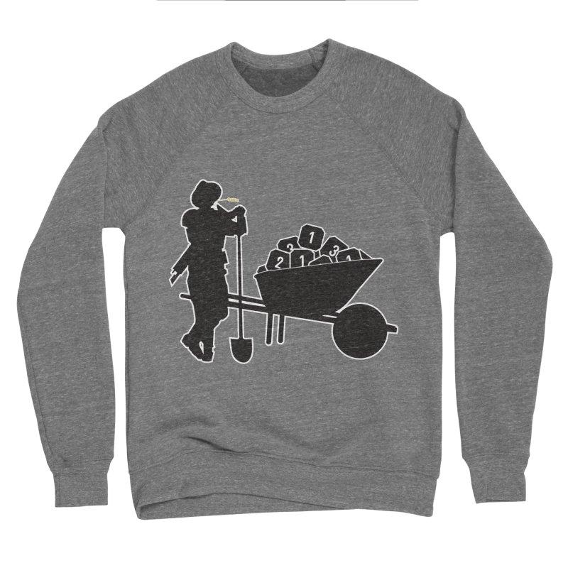Heroic Farms Men's Sponge Fleece Sweatshirt by Mob Rules Podcast