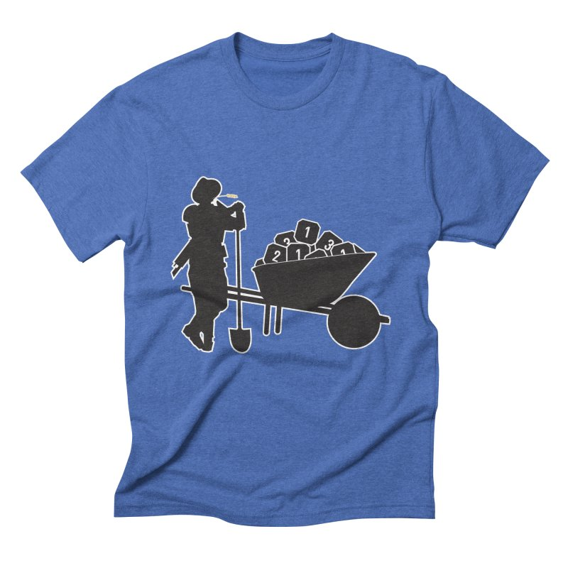 Heroic Farms Men's T-Shirt by Mob Rules Podcast