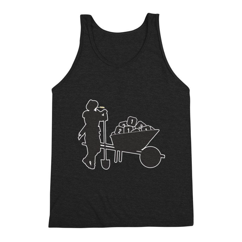 Heroic Farms Men's Triblend Tank by Mob Rules Podcast
