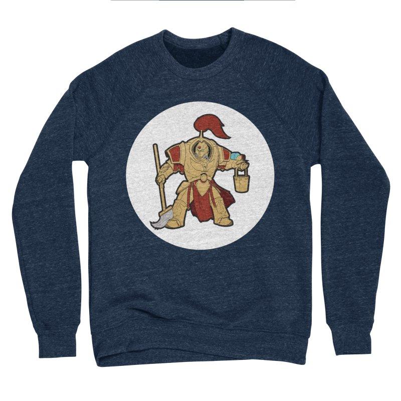 Jeff the Custodes 2.0 Men's Sponge Fleece Sweatshirt by Mob Rules Podcast