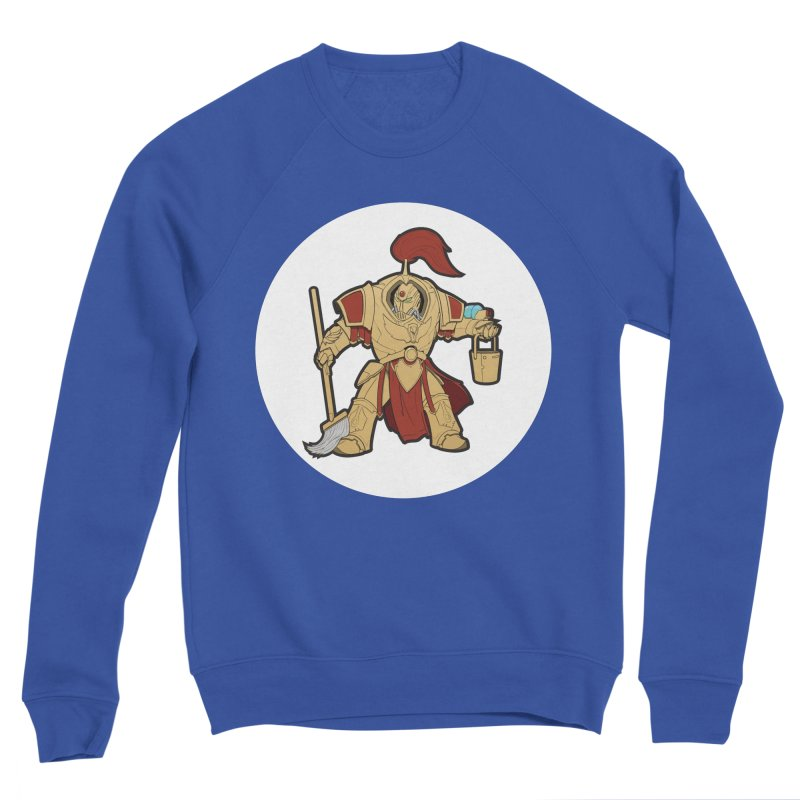 Jeff the Custodes 2.0 Men's Sweatshirt by Mob Rules Podcast