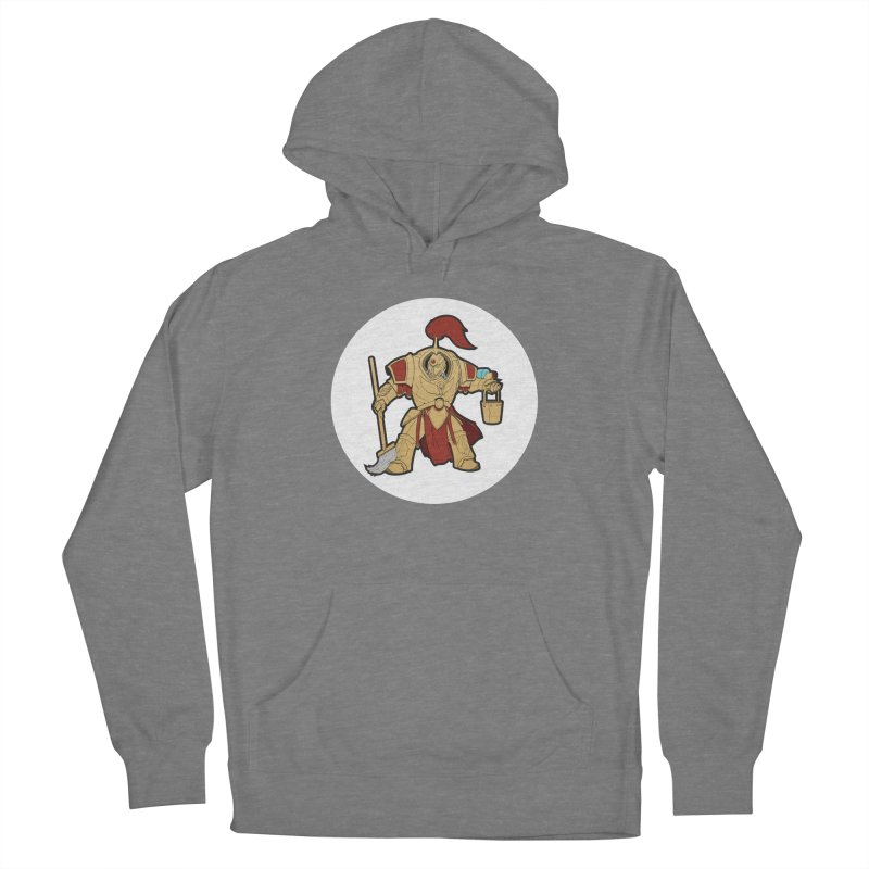 Jeff the Custodes 2.0 Women's Pullover Hoody by Mob Rules Podcast