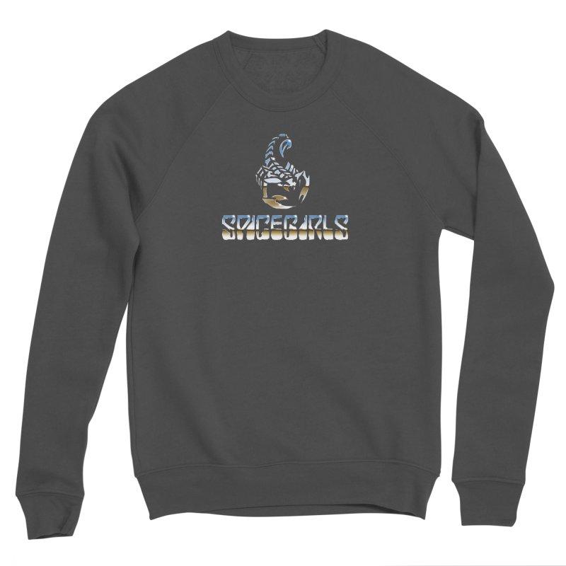 Scorpgirls Women's Sponge Fleece Sweatshirt by Mock n' Roll
