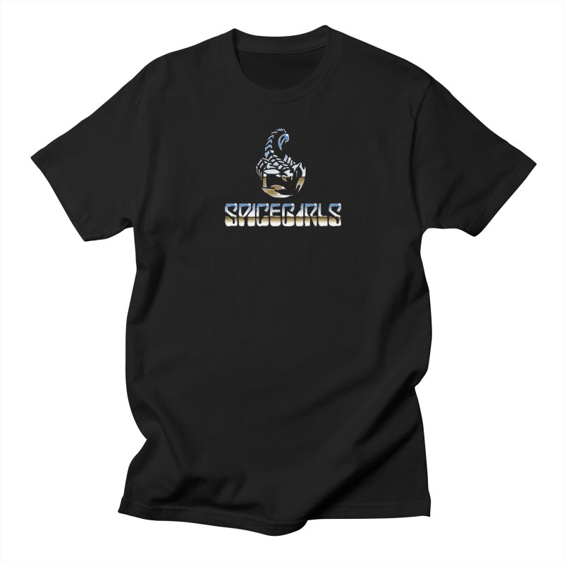 Scorpgirls Men's T-Shirt by Mock n' Roll