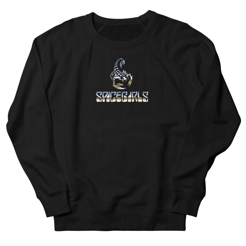 Scorpgirls Men's French Terry Sweatshirt by Mock n' Roll
