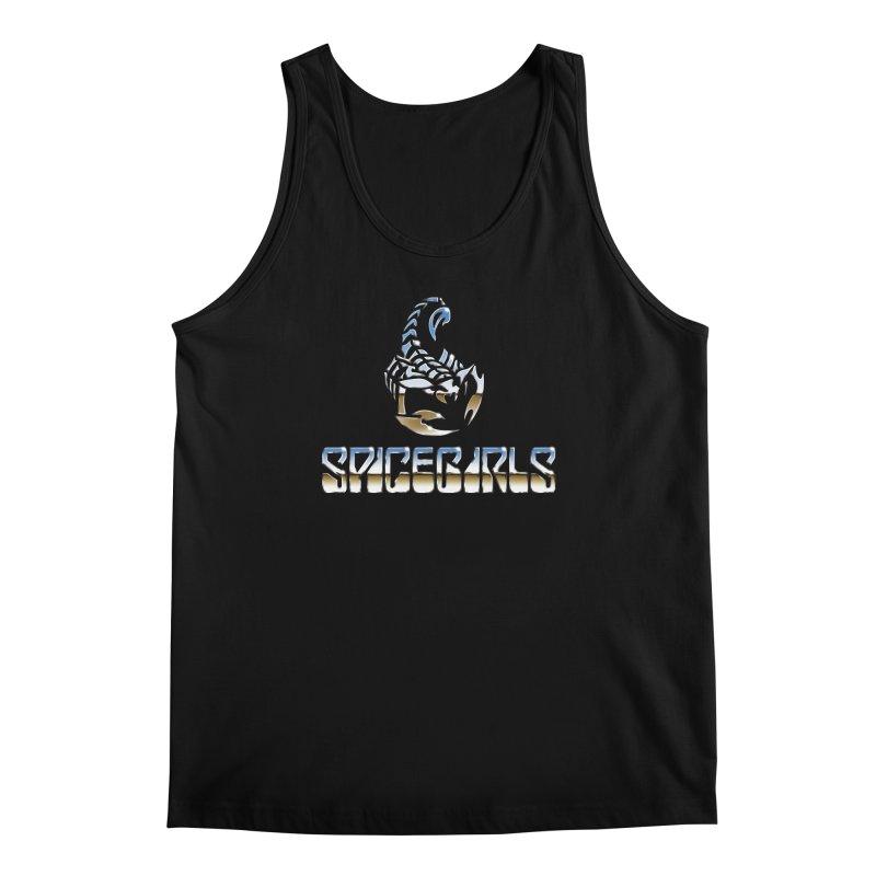 Scorpgirls Men's Tank by Mock n' Roll