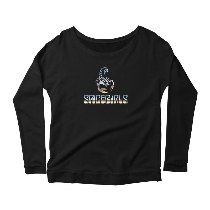 Scorpgirls Women's Longsleeve T-Shirt by Mock n' Roll