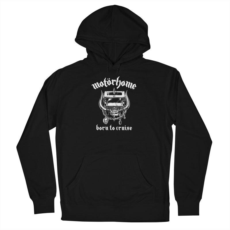 Born To Cruise Men's French Terry Pullover Hoody by Mock n' Roll