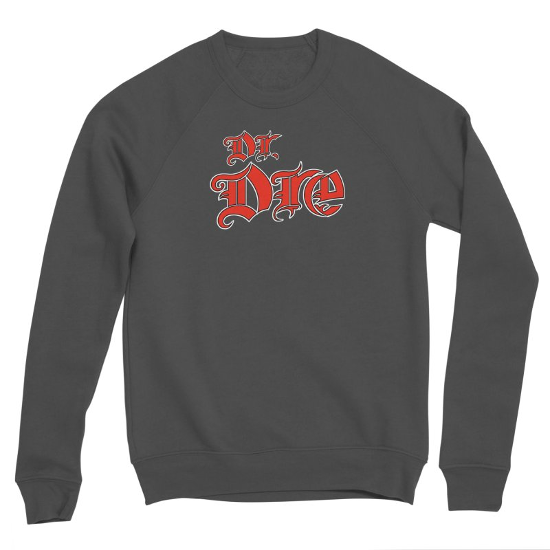 Rainbow in da Hood - Dio Dre Women's Sponge Fleece Sweatshirt by Mock n' Roll