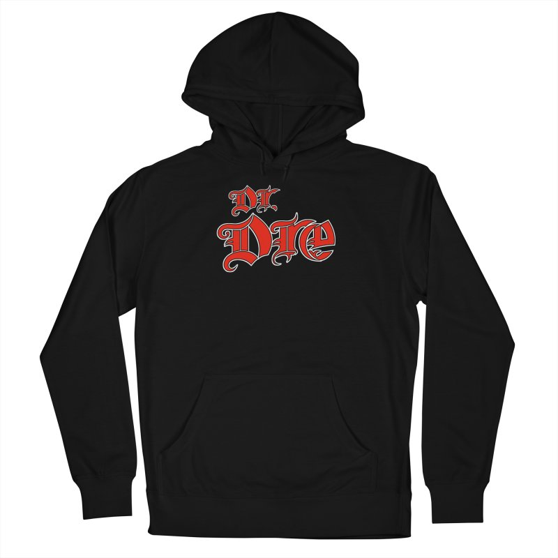 Rainbow in da Hood - Dio Dre Men's French Terry Pullover Hoody by Mock n' Roll