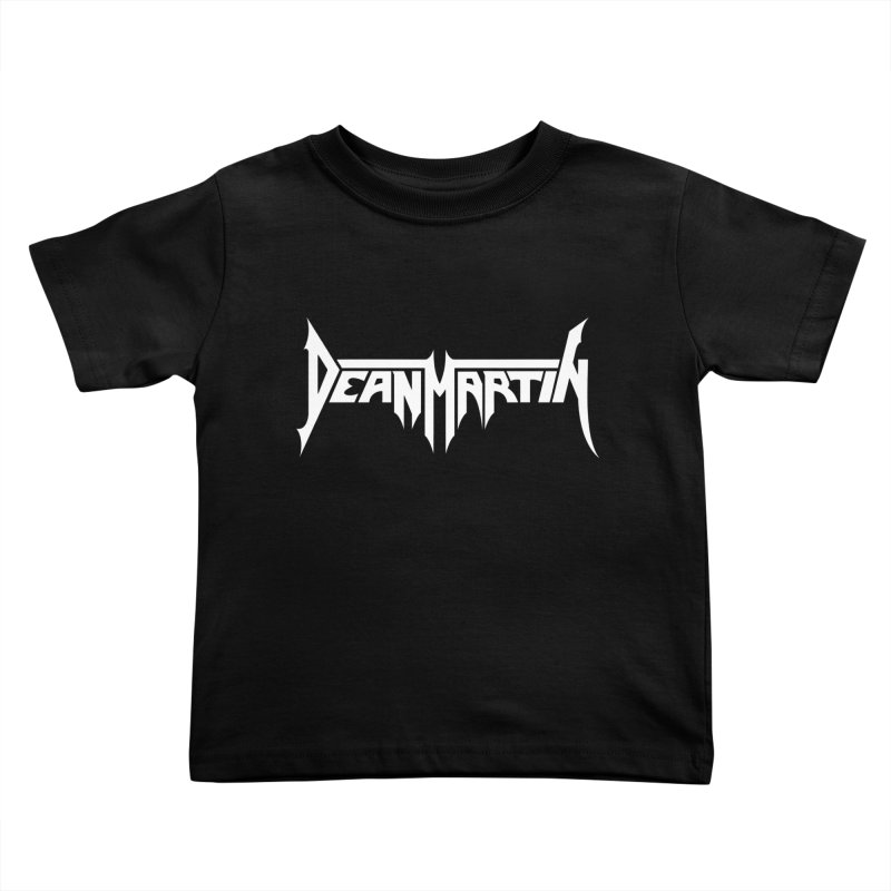 Dean Angel Kids Toddler T-Shirt by Mock n' Roll