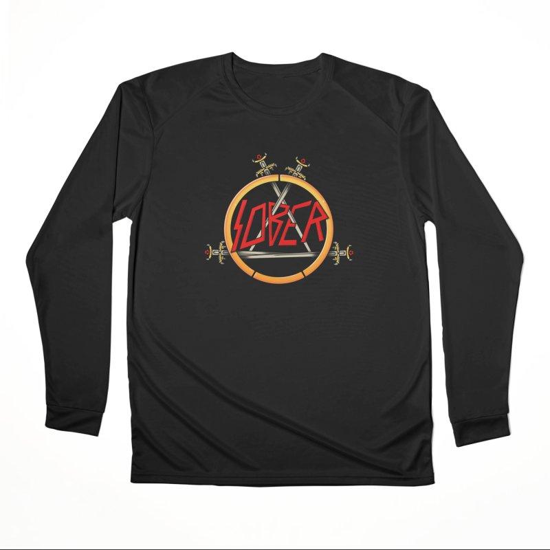 Slober Women's Longsleeve T-Shirt by Mock n' Roll