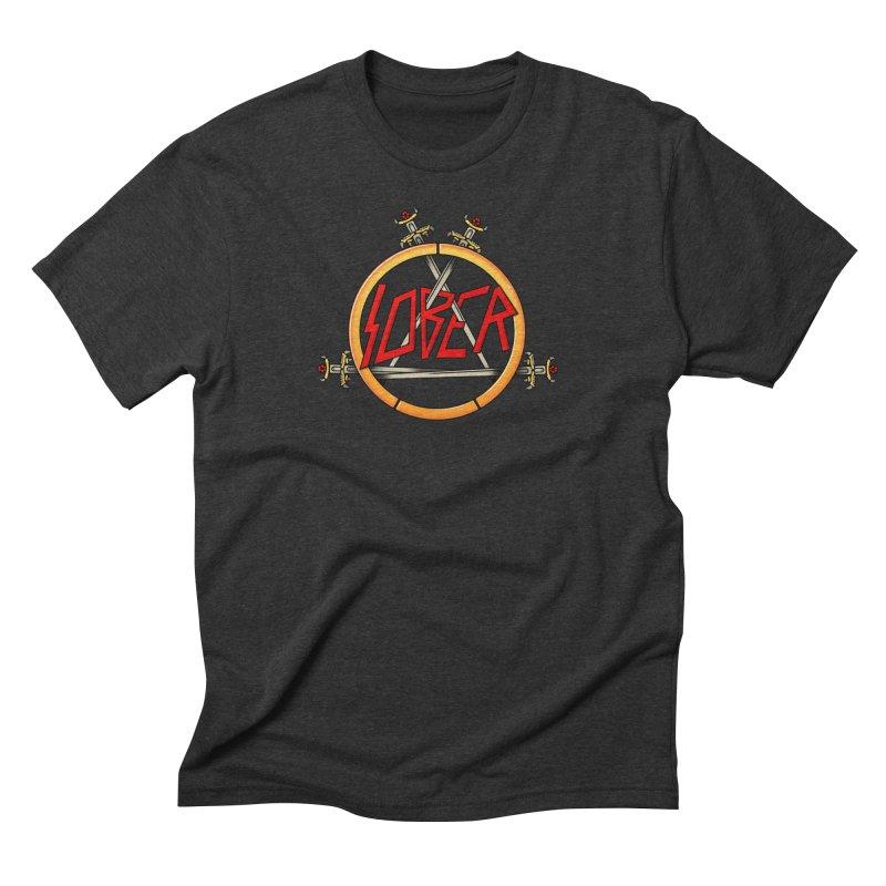 Slober Men's T-Shirt by Mock n' Roll