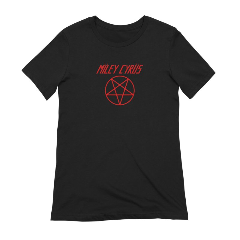 Motley Cyrus Women's T-Shirt by Mock n' Roll