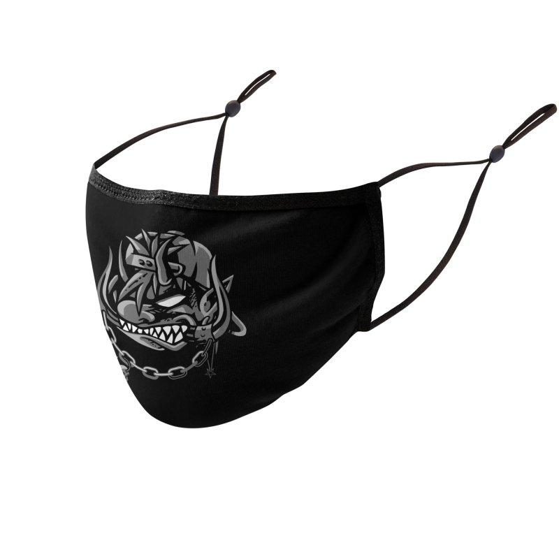 UKJ Warkid Accessories Face Mask by Mock n' Roll