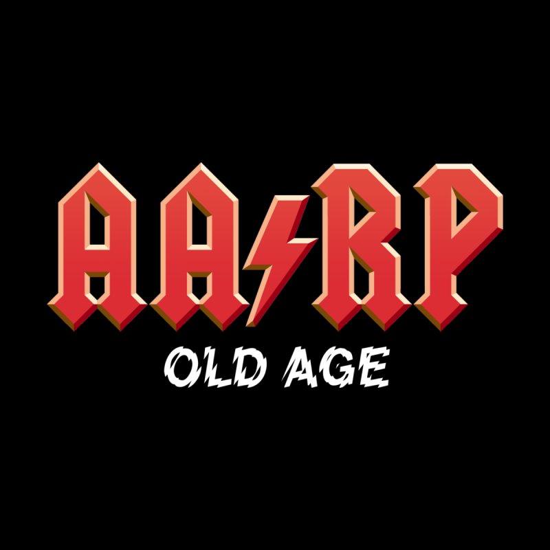 AARP Old Age Women's Tank by Mock n' Roll