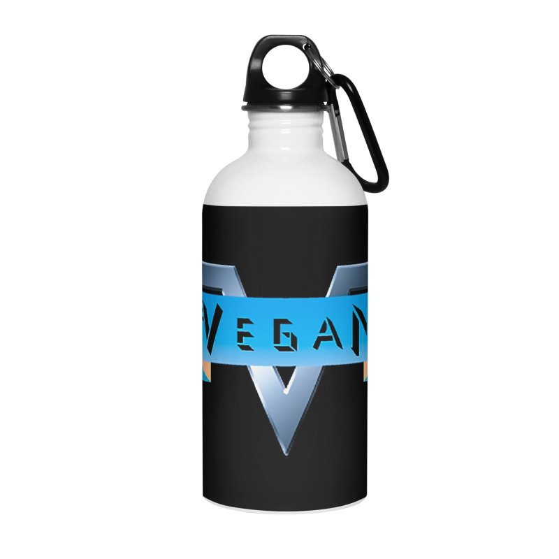 Van Vegan Accessories Water Bottle by Mock n' Roll