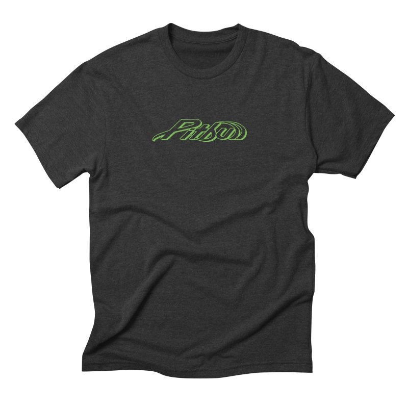 Look What The Dog Dragged In! Men's Triblend T-Shirt by Mock n' Roll
