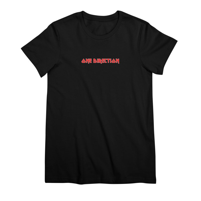 Iron Direction Women's Premium T-Shirt by Mock n' Roll
