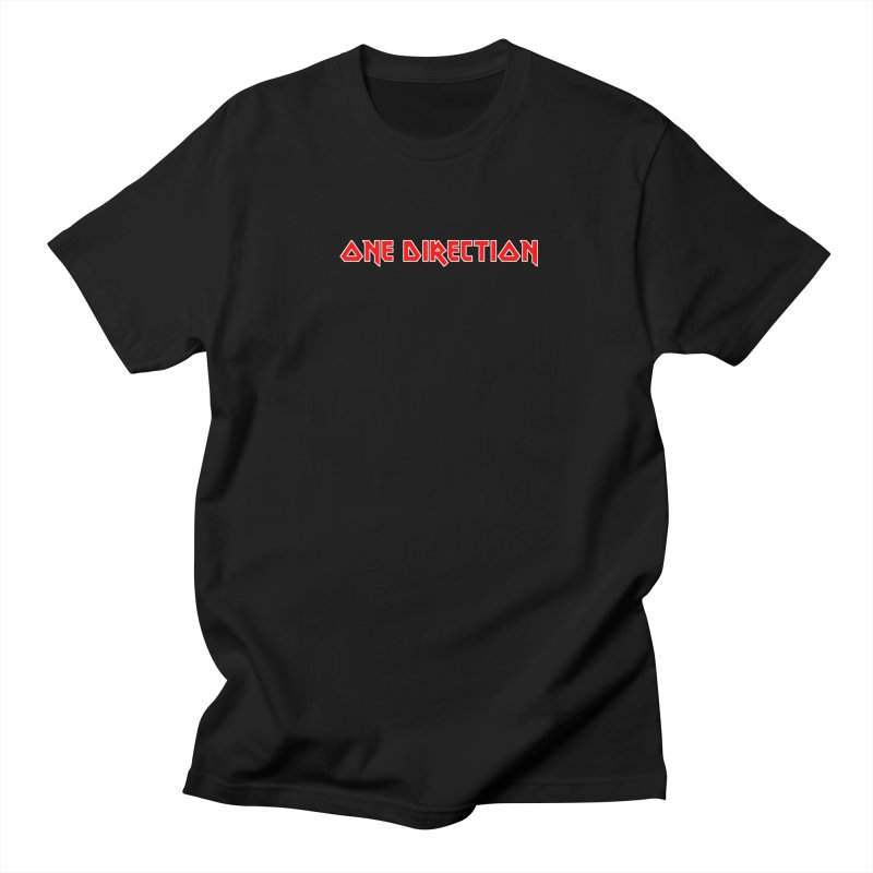 Iron Direction Men's T-Shirt by Mock n' Roll