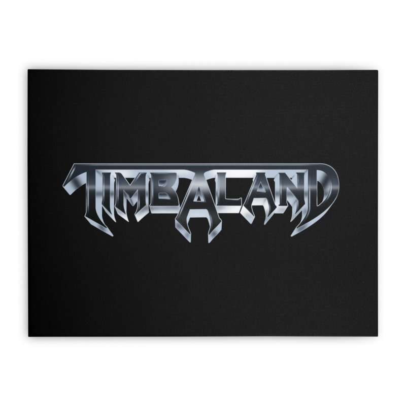 Testaland Home Stretched Canvas by Mock n' Roll