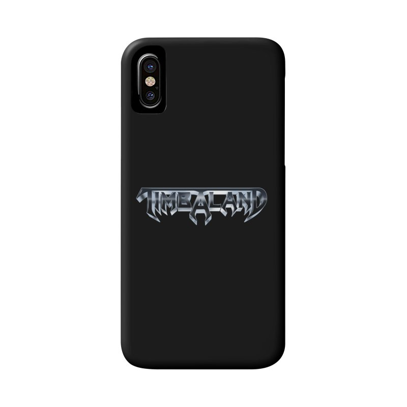 Testaland Accessories Phone Case by Mock n' Roll