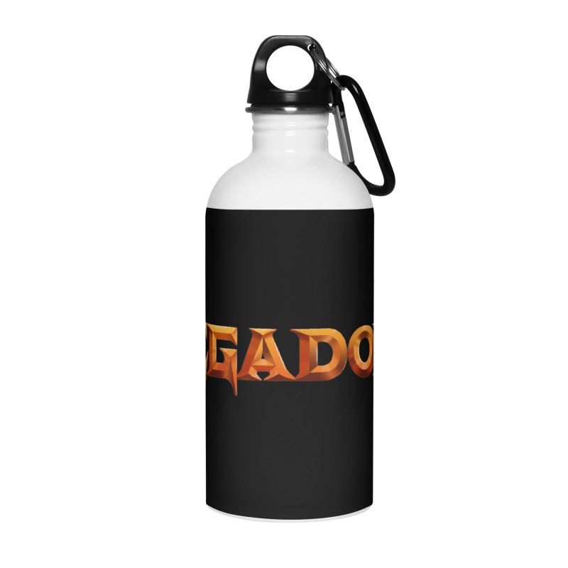 Megadork Accessories Water Bottle by Mock n' Roll