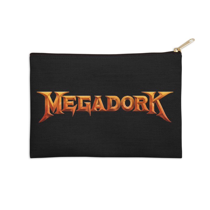 Megadork Accessories Zip Pouch by Mock n' Roll