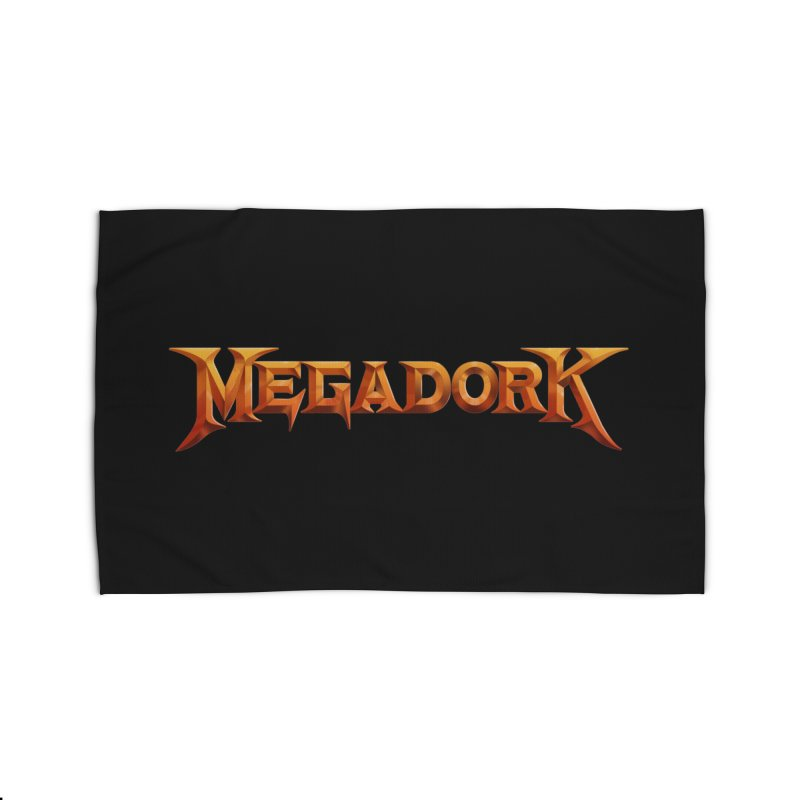 Megadork Home Rug by Mock n' Roll