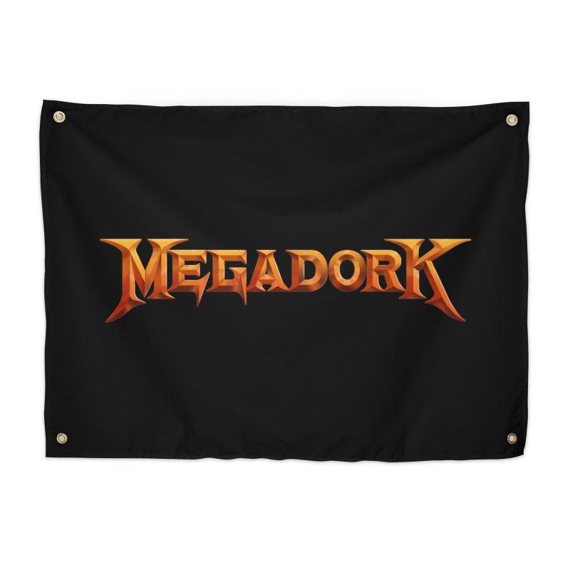 Megadork Home Tapestry by Mock n' Roll