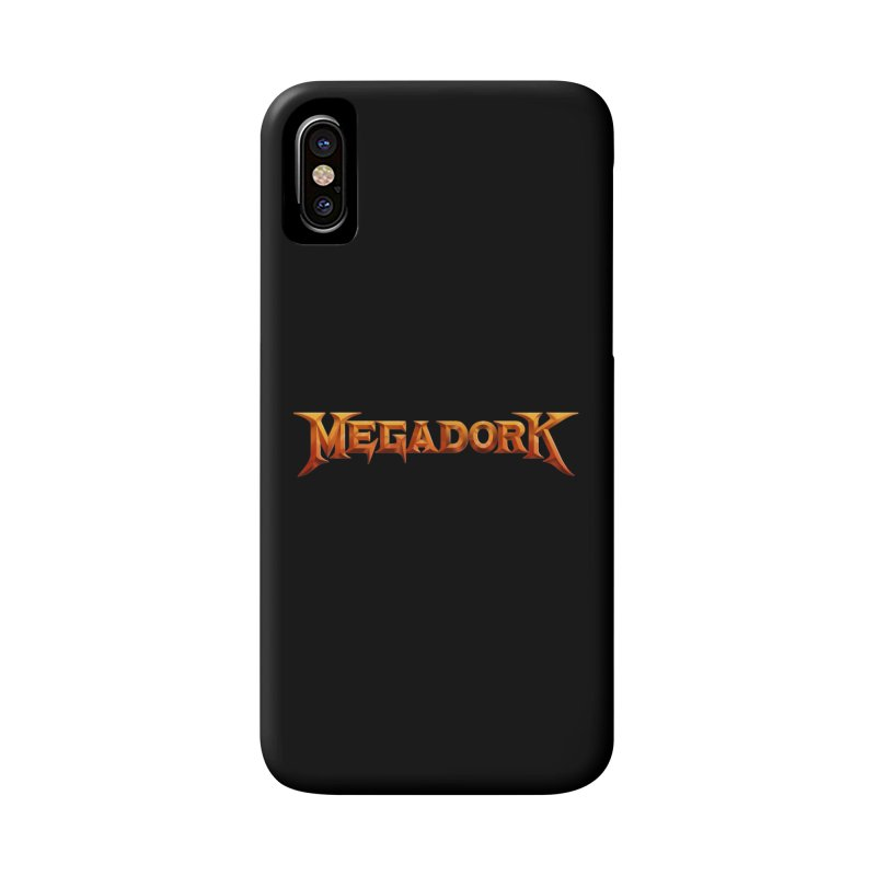 Megadork Accessories Phone Case by Mock n' Roll