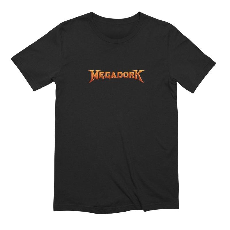 Megadork Men's Extra Soft T-Shirt by Mock n' Roll