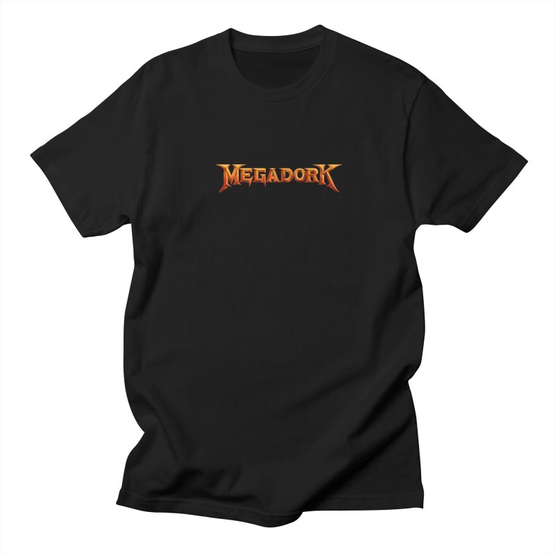 Megadork Men's Regular T-Shirt by Mock n' Roll