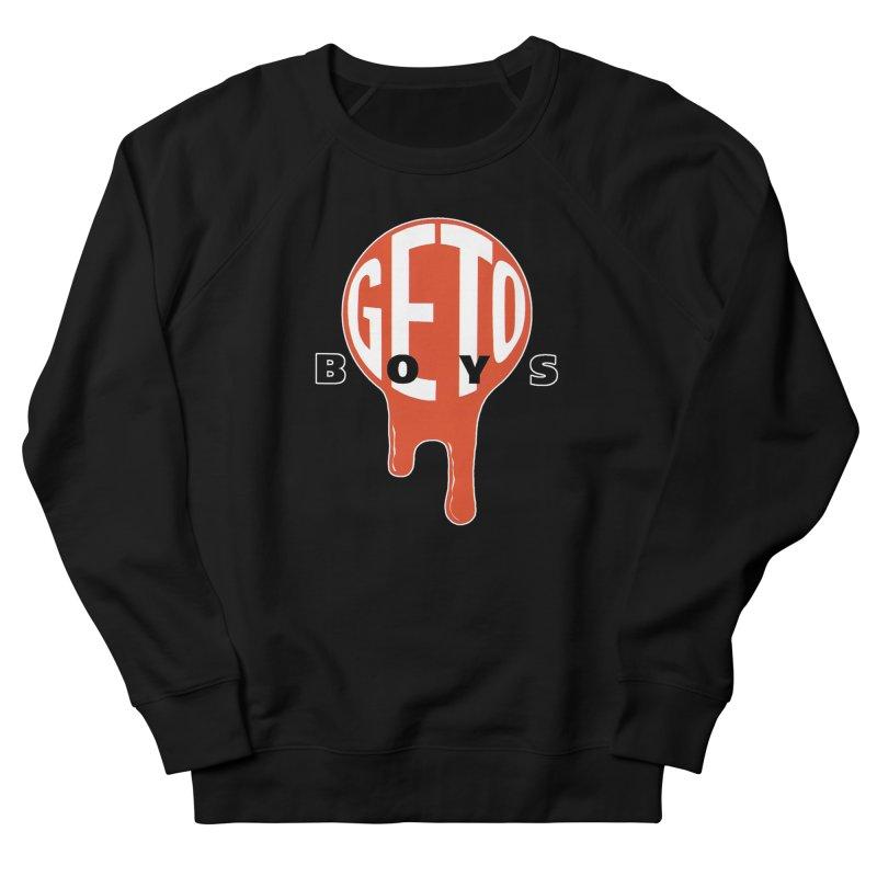 Geto Boys Men's French Terry Sweatshirt by Mock n' Roll