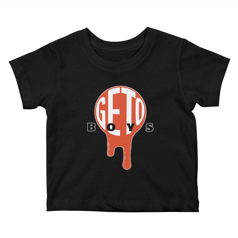 Geto Boys Kids Baby T-Shirt by Mock n' Roll