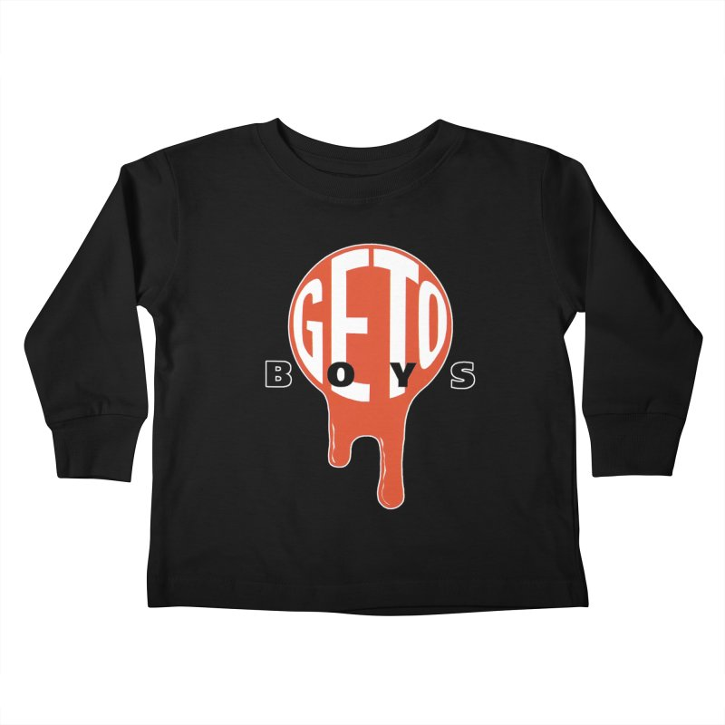 Geto Boys Kids Toddler Longsleeve T-Shirt by Mock n' Roll