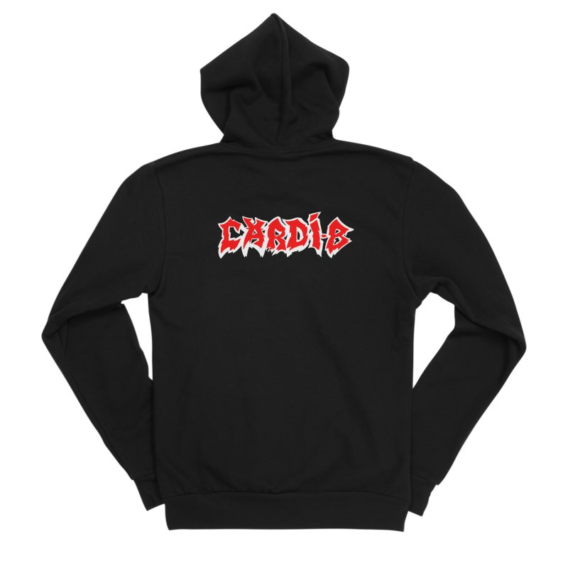 Bronx by Blood Women's Sponge Fleece Zip-Up Hoody by Mock n' Roll